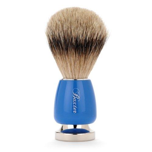 Baxter Blue Silvertip Shave Brush Baxter Blue Silvertip Shave Brush