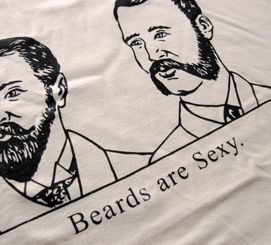 Beards Are Sexy T 2 Beards Are Sexy T Shirt