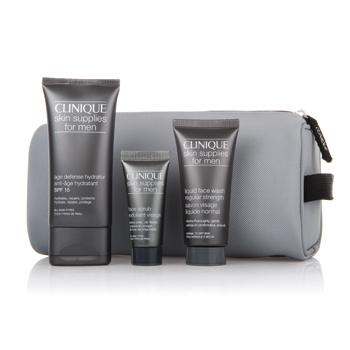 Clinique Better Basics For Men Clinique for Men Skincare Kit