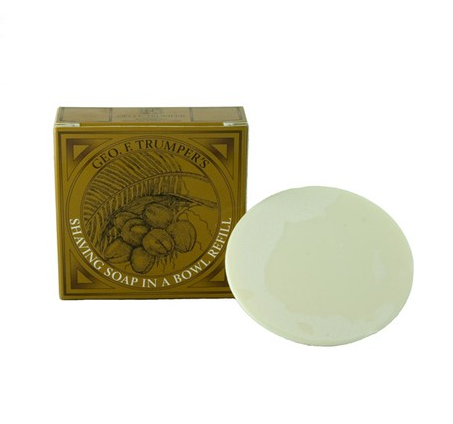Geo F. Trumper Soap Geo F. Trumper Cocunut Oil Hard Shaving Soap