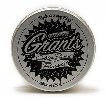 Grants Golden Brand Pomade finercut1 Grant's Golden Brand Pomade