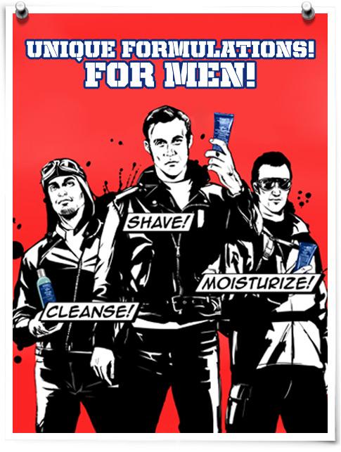 Kheils Squadron Khiel's Unveils New Men's Campaign