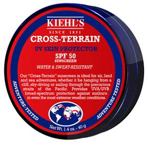 Kiehls Cross Terrain Finercut Kiehls Cross Terrain UV Skin Protector SPF50