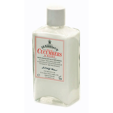 MDRH048 1 D.R. Harris 'Milk of Cucumber & Roses' Lotion