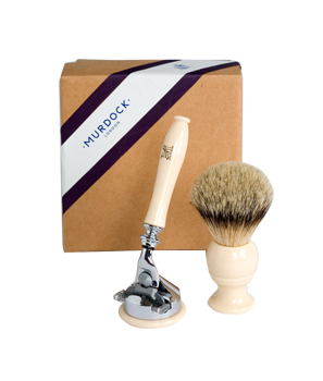 Murdock Complete Shaving Kit