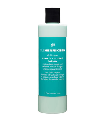 Ole Henriksen Muscle Comfort Lotion Muscle Comfort Lotion by Ole Henriksen