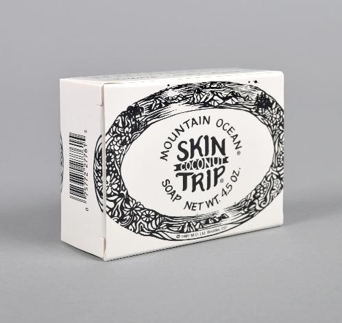 Skin Trip Coconut Bar Soap Skin Trip Coconut Bar Soap