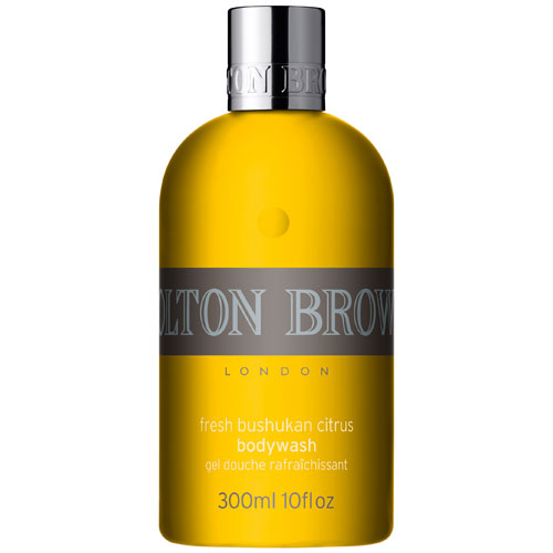 buskutan finercut1 Molton Brown Fresh Bushukan Citrus Body Wash