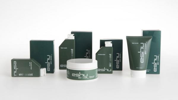 eshu Full Range New: Eshu Skincare Line