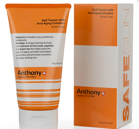 Anthony Logistics Self Tanner Anti Aging Anthony Logistics Self Tanner with Anti Aging Complex