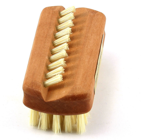 Cyril R. Salter Pearwood Nail Brush 1 Cryil R. Salter Pearwood Pure Bristle Nailbrush
