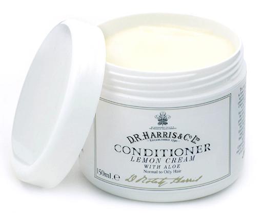 DR Harris Lemon Cream Conditioner