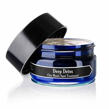 Deep detox Finercut Jack Black Deep Detox Clay Mask