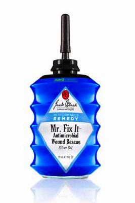 Jack Black Mr Fix It Antimicrobial Gel1 Jack Black 'Mr. Fix It' Antimicrobial Wound Rescue Gel