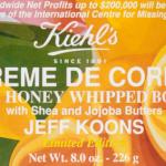 Kiehls Creme De Corps Jeff Koons 4 150x150 Kiehls & Jeff Koons Limited Edition 'Creme De Corps'