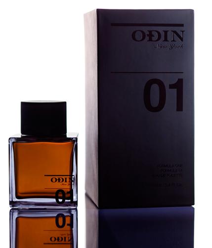 Odin 01 Nomad Cologne Odin '01 Nomad' Cologne