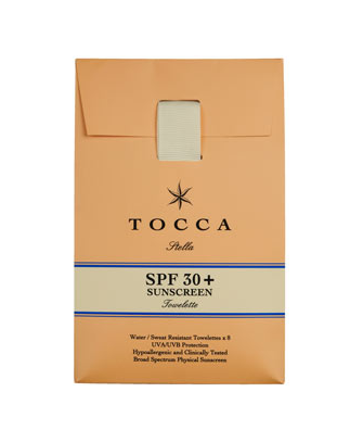 Stocca Stella SPF30 Towellete Tocca 'Stella' SPF30 Towellete