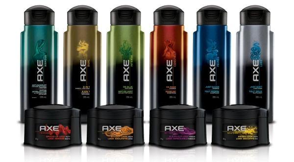 AXE Hair Product Image Collage2 Finercut & AXE Giveaway!