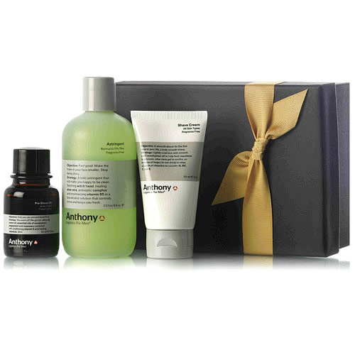 Anthony Logistics Finercut Anthony Logistics 3 Step Shave Kit