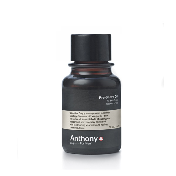 Anthony Logistics Anthony Logistics Pre Shave Oil