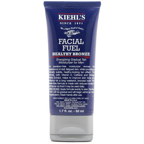 Kiehls finercut Kiehls Facial Fuel Healthy Bronze