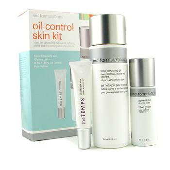 MD Formulations Oil Control Skin Kit MD Formulations Oil Control Skin Kit