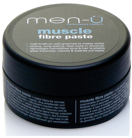 Men U Ultra concentrated muscle fibre paste Men U Ultra Concentrated Muscle Fibre Paste