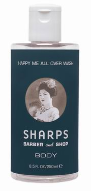 Sharps Happy Me All Over Body Wash Sharps Happy Me All Over Body Wash