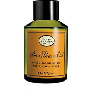The Art of Shaving Pre Shave Oil Lemon finerct The Art of Shaving Pre Shave Oil