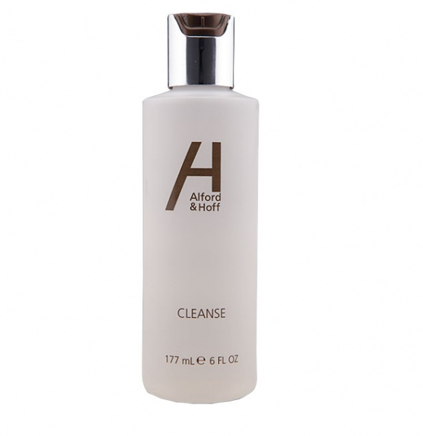 cleanse zoomed 1 finercut Alford & Hoff Foaming Gel Cleanser