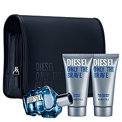 diesel only shave finercut Diesel Only The Brave Gift Set
