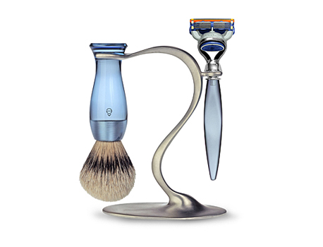 eShave S Razor And Brush Stand 1 eShave S Razor & Brush Stand