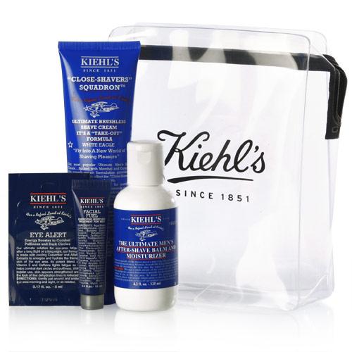 keihl shaving kit Kiehls Shave Kit