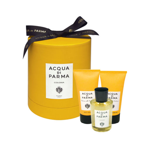 mankind aqua finercut Acqua Di Parma Colonia Christmas Coffret 2010
