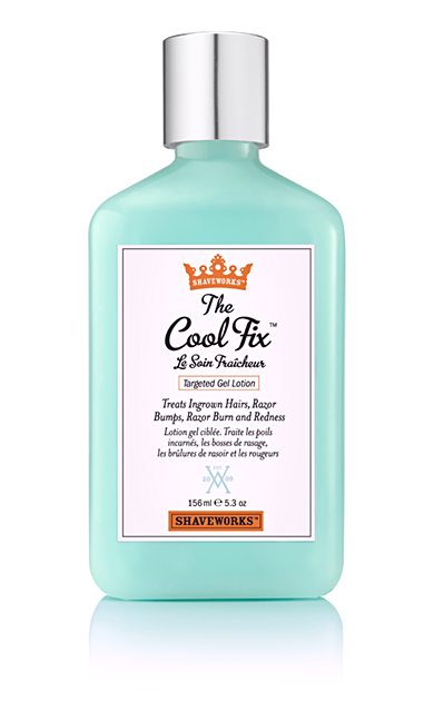 thecoolfix finercu Anthony Logistics Shaveworks The Cool Fix