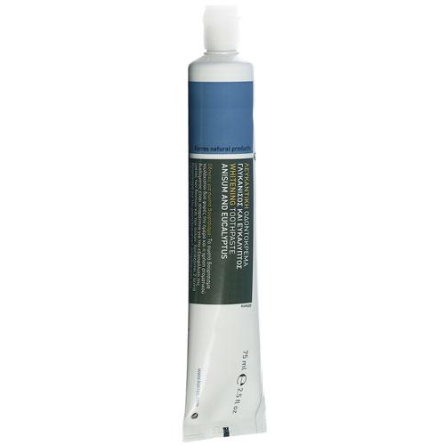 KOOC1 Korres Anisum & Eucalyptus Whitening Toothpaste