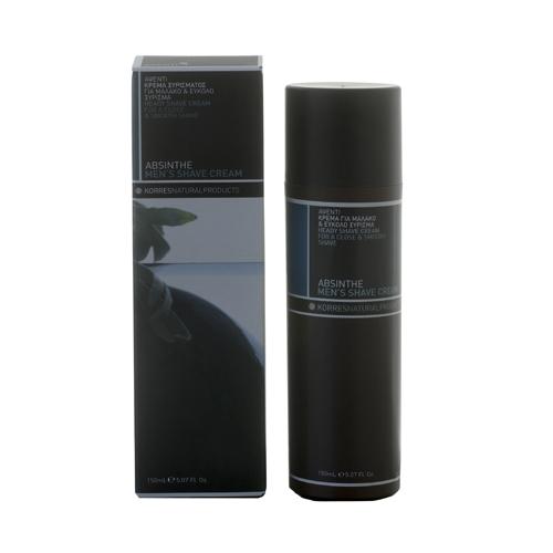 Korres Absinthe Shave Cream Korres Absinthe Shaving Cream