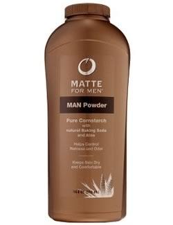 Matte for Men MAN Powder Matte for Men MAN Powder