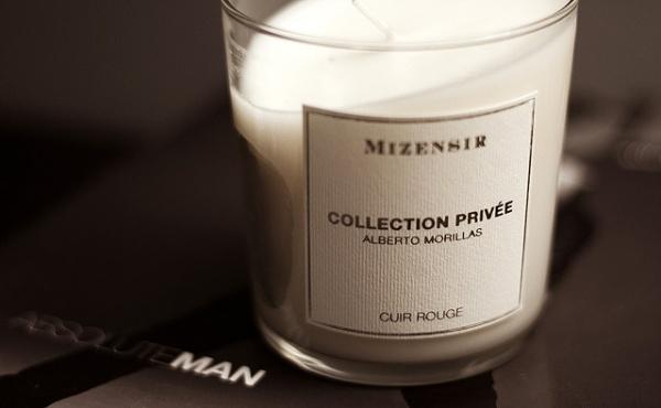 Mizensir Candle Collection finercut2 Mizensir Collection Privée Candle