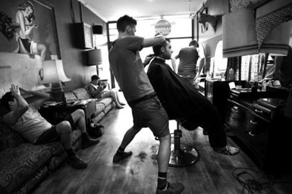 Barbershop-Basics