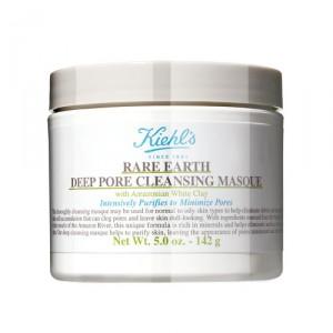 Kiehls Rare Earth Masque 300x300 Kiehls Rare Earth Deep Pore Cleansing Masque