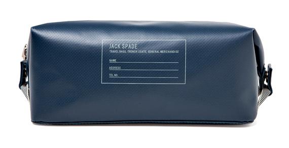 jack spade dopp Jack Spade Tarpaulin Dry Dopp Kit