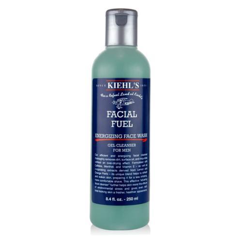 kiehls gel cleanser Kiehls Facial Fuel Energizing Gel Cleanser