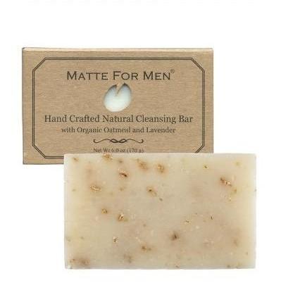 matte for men Matte for Men Natural Cleansing Bar
