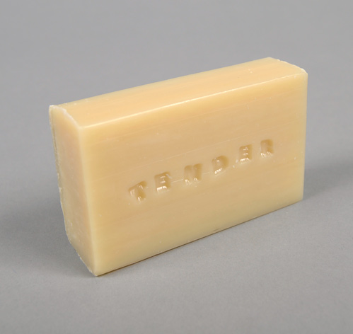 TenderCoVetiverSoap L1 Tender 'Pure Vetiver & Wood Oil Soap'