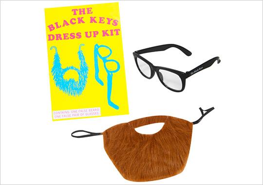 theblackkeys dress up kit halloween The Black Keys Dress Up Kit
