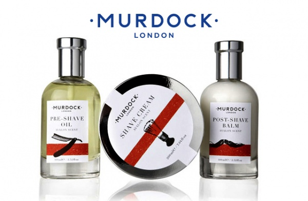 Murdock Shave Cream Murdock London Realeses Shaving Collection