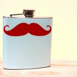 Mustache Flask 01 150x150 The Sir Campbellshire Mustache Flask