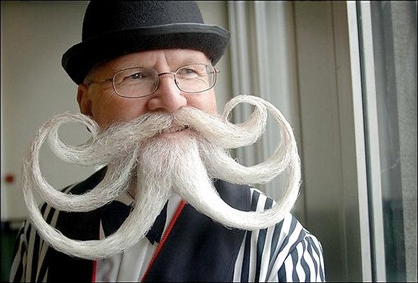 beard1 World Beard & Mustache Championship Category Breakdown