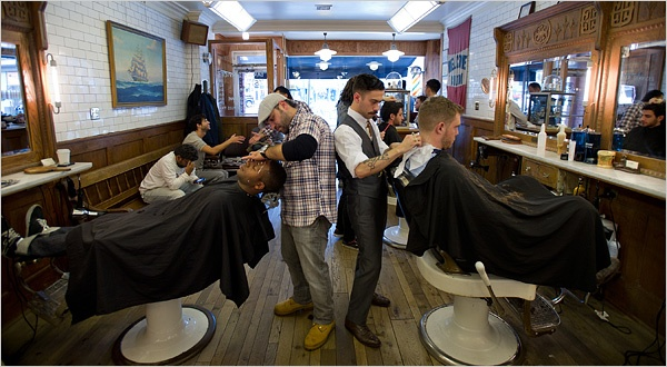 FSC Barber SF Shop FSC Barber Opens SF Shop